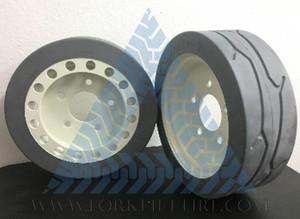 12x472 Skyjack Scissor Lift Tire SJ III 3219 WITH BRAKE - or 2X DEAL