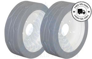 12x472 Skyjack Scissor Lift Tire SJ III 3219 W/O BRAKE - or 2X DEAL