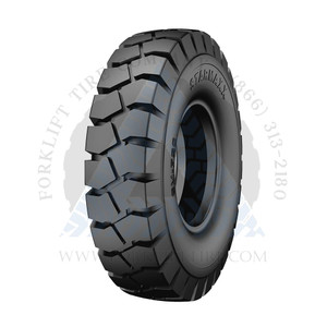 6.50-10 12PR Starmaxx SMF20 Forklift Air Pneumatic Tire or TTF Tire Tube Flap