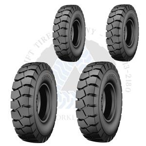 7.00-12 14PR and 6.50-10 12PR Starmaxx Forklift Air Pneumatic Tires or TTFs 4X BUNDLE