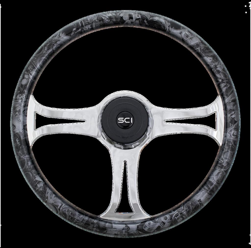 Steel Turbine