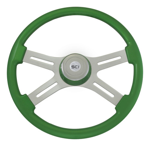 Classic - Green - Matching Bezel