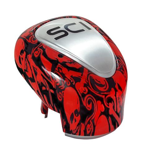 13/18 - Viper Red Skulls
