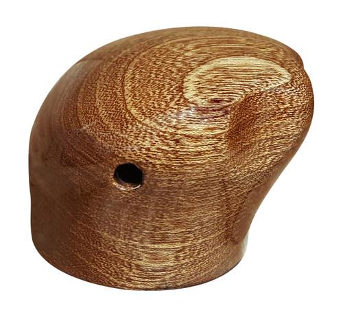 13/15/18 Light Mahogany Stained Wood