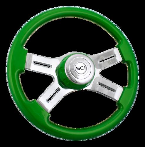 """16"""" Classic - Green - Matching Bezel"""
