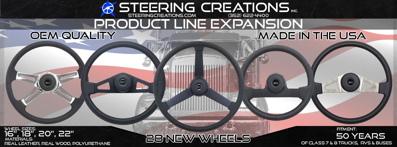 Steering Creations Inc