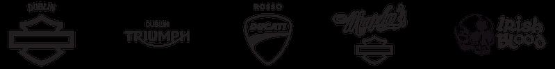 online store for Dublin H-D, Dublin Triumph & Rosso Ducati