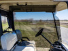 Golf Cart Distancing Barrier