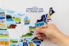 ICON's Complete USA RV Travel Map (Sticker)
