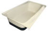 RV Bath tub Right Hand Drain TU700RH