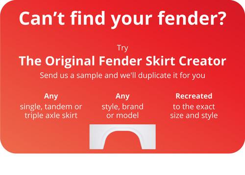 The Original Fender Skirt Creator - Class A Fender