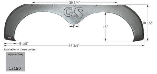 Forest River Grand Surveyor Travel Trailer Fender Skirt FS2150