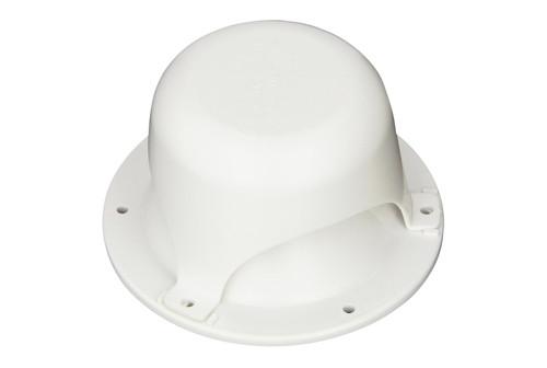 "Cover, Roof Vent 1-1/2"" Polar White"
