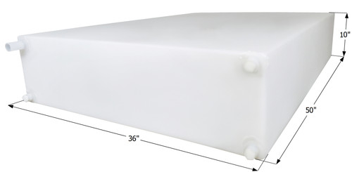 Fresh Water Tank WT3555 - 75 Gal.