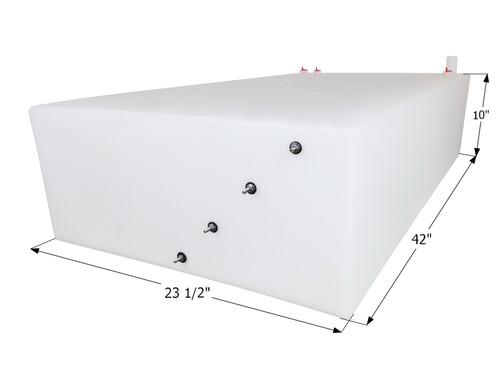 Jayco Fresh Water Tank WT3618 - 40 Gal., 0244751
