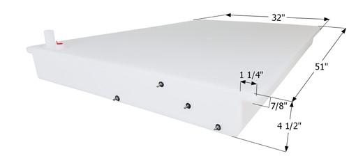 Starcraft Fresh Water Tank WT1239 - 26 Gal., 0229647