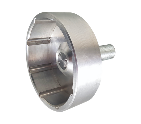 """Spin Weld Driver, 1 1/2"""" Raised FPT"""