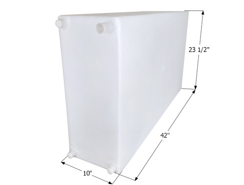 Fresh Water Tank WT3618 - 40 Gal.