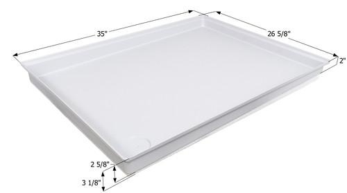 Shower Pan SP600