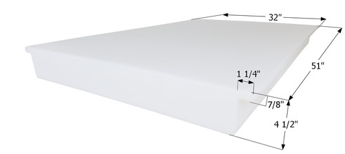 Fresh Water Tank WT1239 - 26 Gal.
