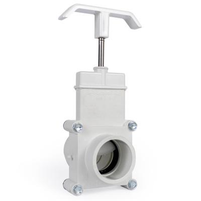 "1.5"" Potable Water Valve, MPT-Spigot"