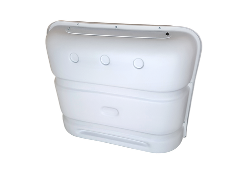 Deluxe Thermoformed Propane Tank Cover
