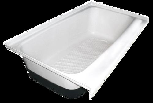 RV Bath tub Right Hand Drain TU700RH