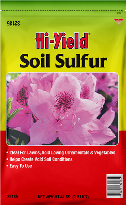 Soil Sulphur 4 LB