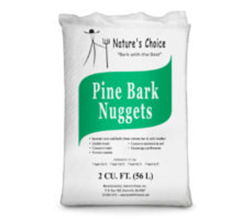 PINE BARK NUGGETS 3 CU FT