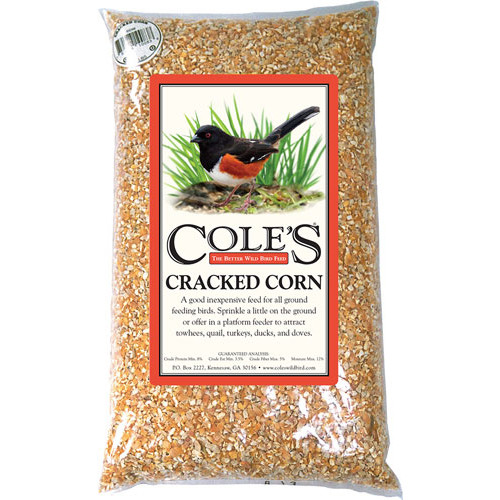 Cole's Cracked Corn 5LB