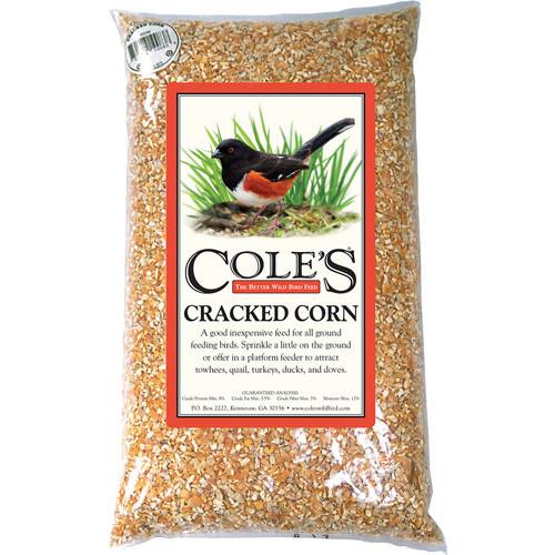 Cole's Cracked Corn 10LB