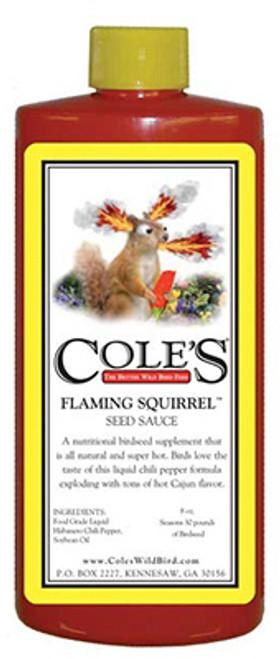 Flaming Squirrel Liquid 8oz