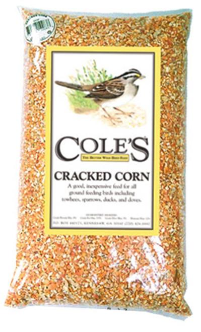 Cole's Cracked Corn 20 Pound