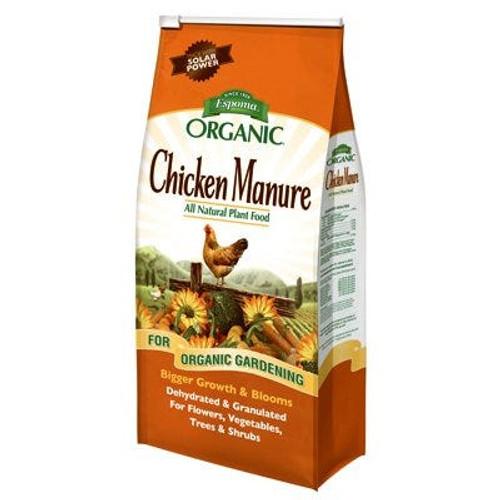 Chicken Manure - 3.75 Pound