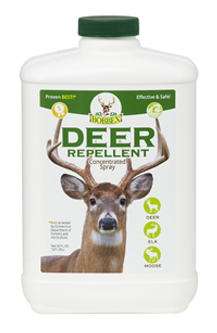 Deer Repellent by Bobbex 32 Ounce Concentrate