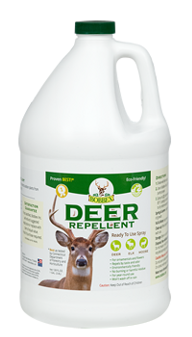 Deer Repellent by Bobbex 1 Gallon Refill