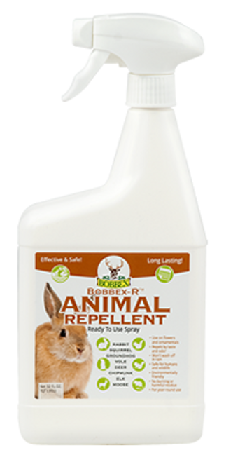 Animal Repellent by Bobbex 32 Ounce Ready-to-Use