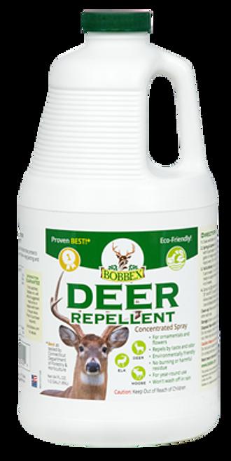 Deer Repellent by Bobbex 1/2 Gallon
