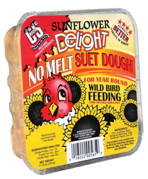 Suet Sunflower 11.75 Ounce