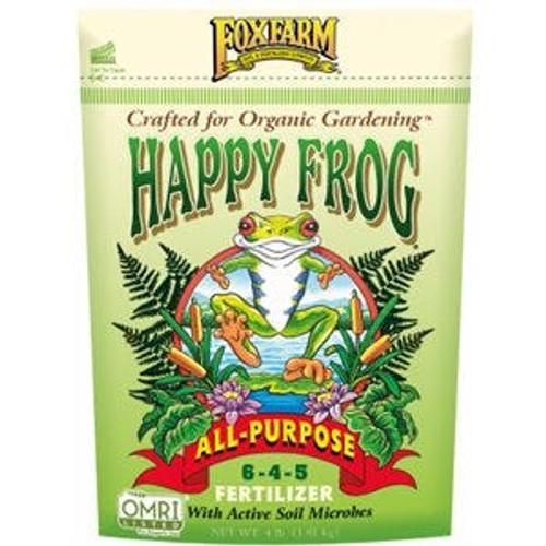 Happy Frog 4LB ALL PURPOSE