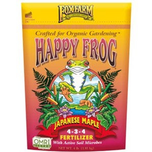 Happy Frog Maple Food 4LB