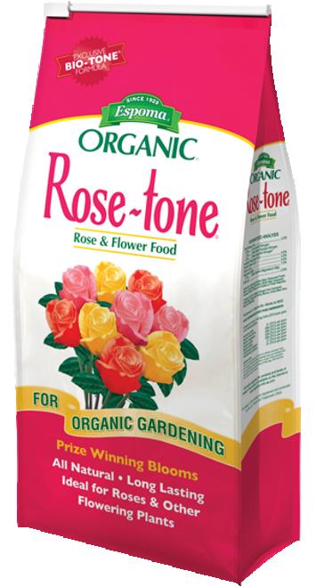 ROSE TONE 4 LB