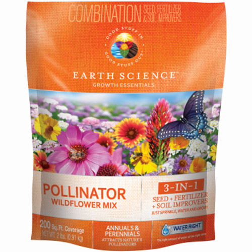 Wildflower Mix - Pollinator - 2 Pound