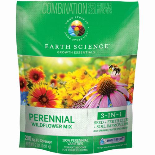 Wildflower Mix - Perennial - 2 Pound