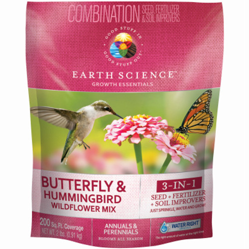 Wildflower Mix - Hummingbird - 2 Pound
