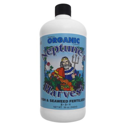 Neptune's Harvest Fish/Seaweed Blend Fertilizer - 1 Quart