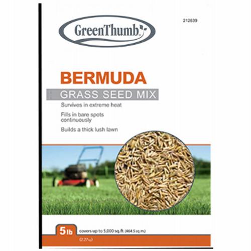 Bermuda Seed 5 LB