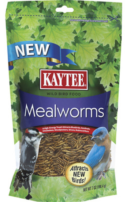 Mealworm Pouch 7oz