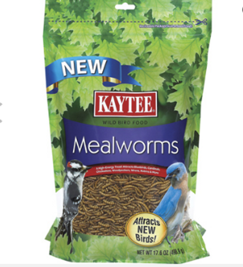 Mealworm Pouch 17.6 OZ