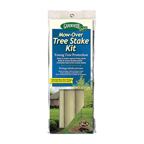 Mow-Over Tree Stake Kit 3-PK